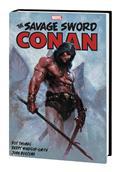 Savage Sword Conan HC Original Marvel Years Omnibus Vol 01 Dell'otto