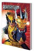 Hunt For Wolverine TP Adamantium Agenda