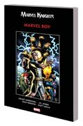 Marvel Knights Marvel Boy By Morrison & Jones TP