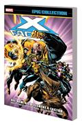 X-Factor Epic Collection TP All-New All-Different X-Factor