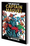 Death of Captain Marvel TP New PTG