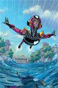 Ironheart #1 By Reeder Poster