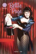 Bettie Page #1 Cvr C Williams (MR)