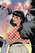 Bettie Page #1 Cvr D Ohta (MR)