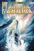 Battlestar Galactica Classic #1 Cvr B Rudy
