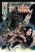 Battlestar Galactica Classic #1 Cvr C Chen