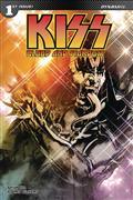 Kiss Blood Stardust #1 Haeser Rmrk Ed (C: 0-1-2)