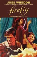 Firefly Legacy Edition TP Vol 01 (C: 0-1-2)