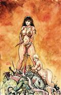 Cavewoman A Wizard A Sorceress And Meriem #1 Cvr A Massey (M
