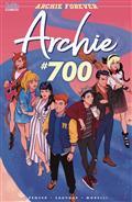 Archie #700 Cvr G Mok