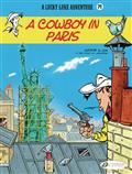 Lucky Luke TP Vol 71 Cowboy In Paris (C: 0-1-1)