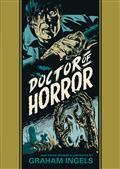 Ec Graham Ingels Doctor of Horror HC (C: 0-1-2)
