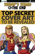 Trumps Titans vs The End #1 Cvr E The End Retailer Incentive