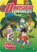 DINOSAUR-EXPLORERS-HC-VOL-03-PLAYING-IN-THE-PERMIAN