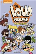 LOUD-HOUSE-HC-VOL-01-THERE-WILL-BE-CHAOS