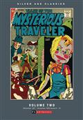 SILVER-AGE-CLASSICS-TALES-OF-MYSTERIOUS-TRAVELER-HC-VOL-02-(