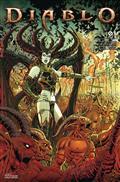 Diablo #1 Cvr A Kowalski & Simpson