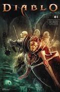 Diablo #1 Cvr B Templesmith