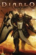 Diablo #1 Cvr C Game Art