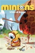 Minions Viva Le Boss #1 Cvr B Collin
