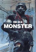 Enki Bilal Monster HC (MR)