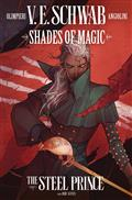 Shades of Magic #2 (of 4) Steel Prince Cvr A Simeckova
