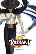 Radiant GN Vol 02 (C: 1-0-1)