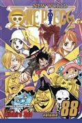 One Piece GN Vol 88 (C: 1-0-1)