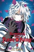 Requiem of The Rose King GN Vol 09 (C: 1-0-1)