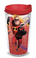 Incredibles 2 Cast 16 Oz Tumbler (C: 1-1-2)