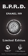 Hellboy BPRD Logo Enamel Pin (C: 1-1-2)