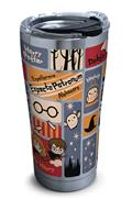 Hp Charms Tiles 20 Oz Stainless Steel Tumbler (C: 1-1-2)