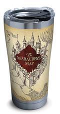 Hp Marauders Map 20 Oz Stainless Steel Tumbler (C: 1-1-2)