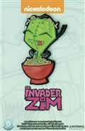 Invader Zim Yummy Noodle With Gir Pin (C: 1-1-2)