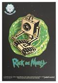 Rick And Morty Golden Butter Bot Pin (C: 1-1-2)