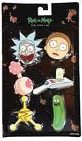 Rick And Morty 6 Pc Acrylic Button Set (C: 1-1-2)