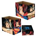 DC Comics Bulletproof 5Pk Short Comic Storage Box (C: 1-1-2)
