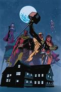 Black Hammer Justice League #5 (of 5) Cvr C Crystal