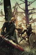 Berserker Unbound #4 (of 4) Cvr A Deodato