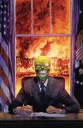 Mask I Pledge Allegiance To The Mask #2 (of 4) Cvr A Reynold