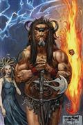 Neil Gaiman American Gods Moment of Storm #7 Cvr A Fabry (Mr