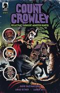 Count Crowley Reluctant Monster Hunter #2 (of 4)