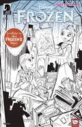 Disney Frozen True Treasure #1 (of 3) Cvr A Kawaii Studio (C