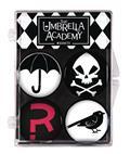 Umbrella Academy 4 Pack Magnet Set (C: 1-0-0)