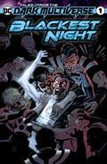 Tales From The Dark Multiverse Blackest Night #1
