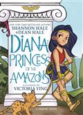 Diana Princess of The Amazons TP