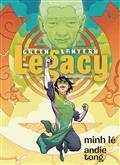 Green Lantern Legacy TP
