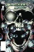Dollar Comics Blackest Night #1