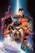 Justice League By Scott Snyder Dlx Ed HC Book 01