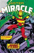 Mister Miracle By Steve Englehart & Steve Gerber HC